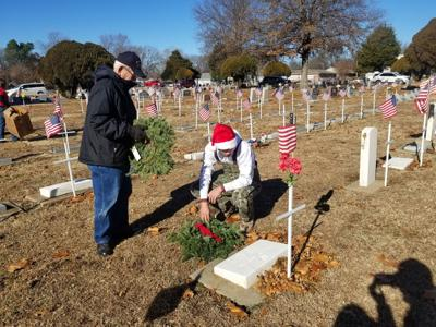 Claremore sets 1,400 wreath goal for Wreaths Across America