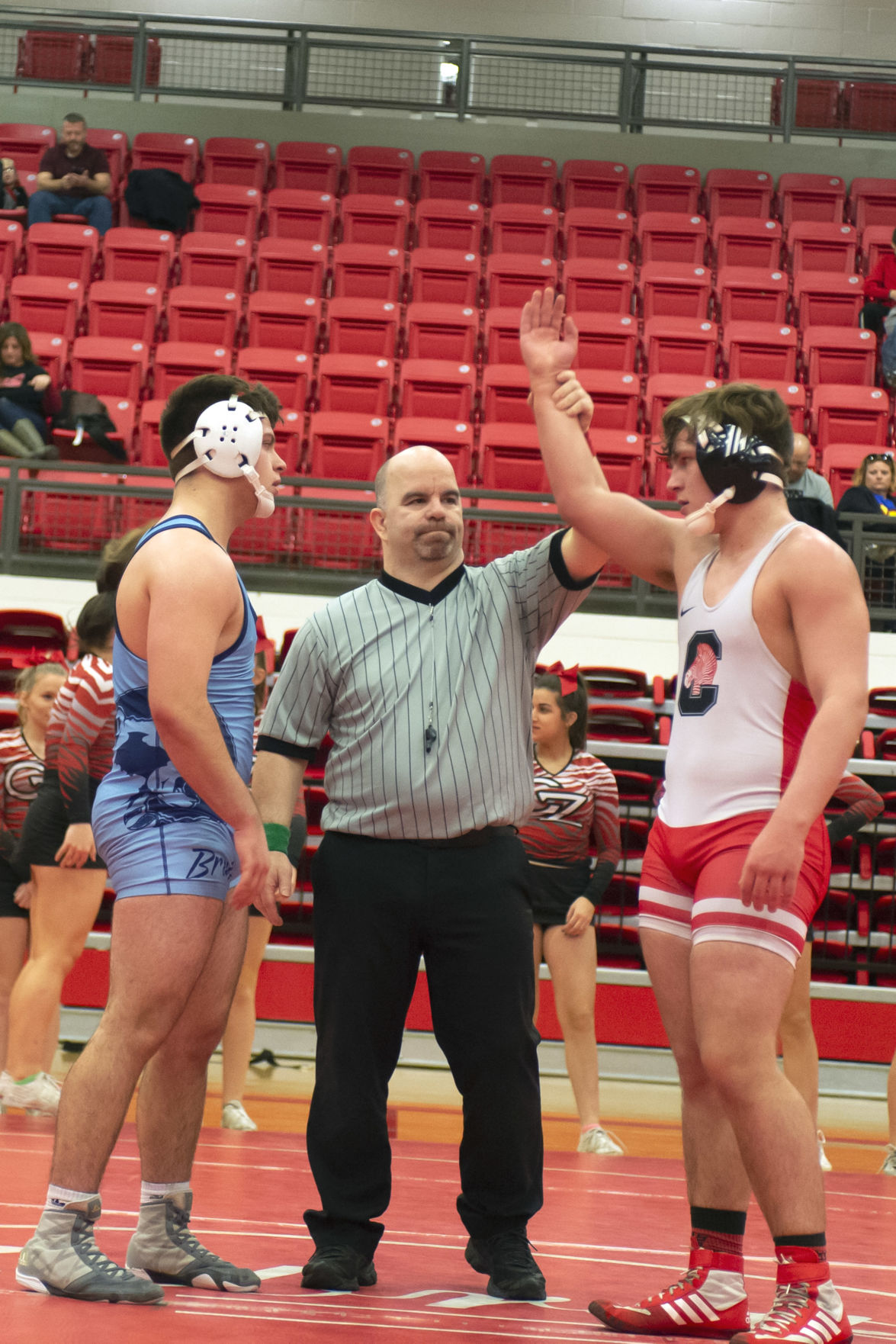 Claremore vs. Bartlesville Wrestling
