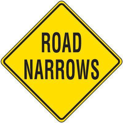 SH-20 narrows at Keetonville Hill in Rogers County Friday, Saturday