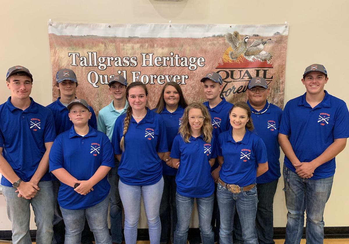 Sequoyah Shooting Sports Trap Team