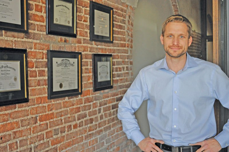 Fortna gives new life to former Wolf Gallery space