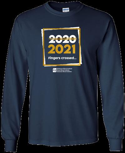 2021 Fingers Crossed