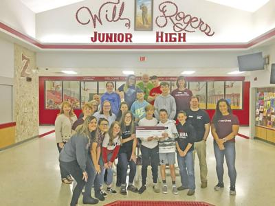 Claremore one of 100 schools for Chain Reaction Challenge