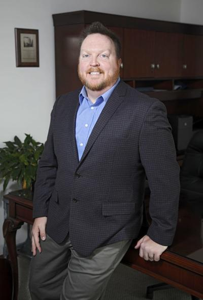 Travis Peck returns to RSU as Director of Alumni Engagement