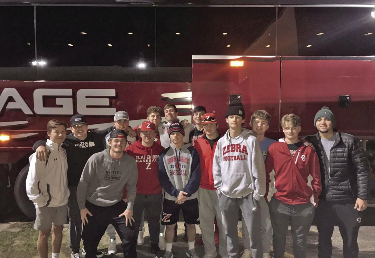 Claremore baseball makes most of week on Gulf Coast