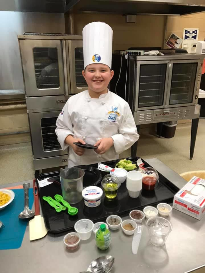 Student chefs shine in competition