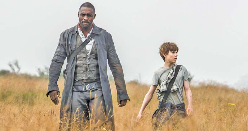 Elba shines in otherwise bland adaptation of 'The Dark Tower'