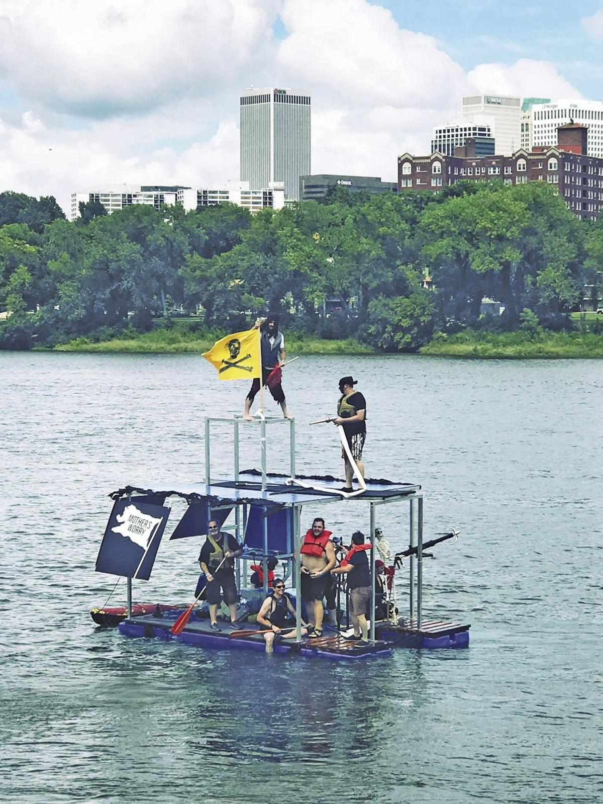 'Mother's Worry' sets sail with Collective crew
