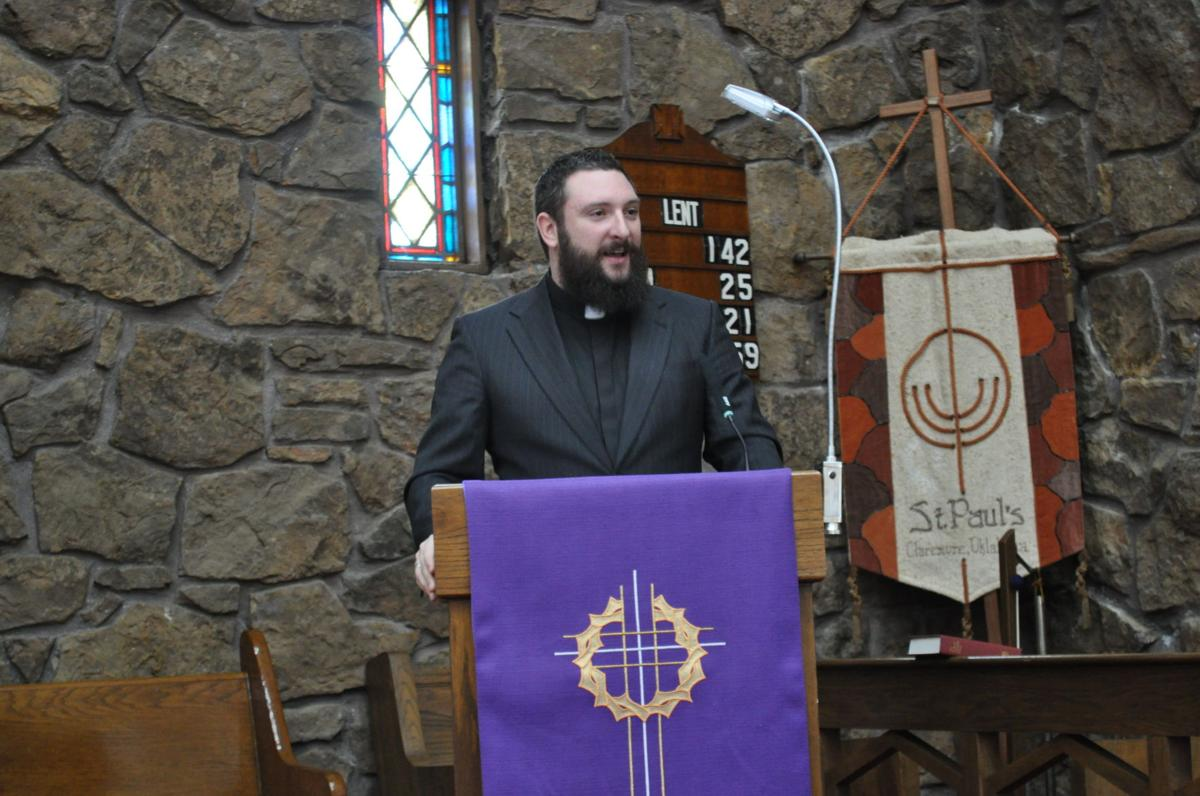 Message about communal repentance given at Lenten Service