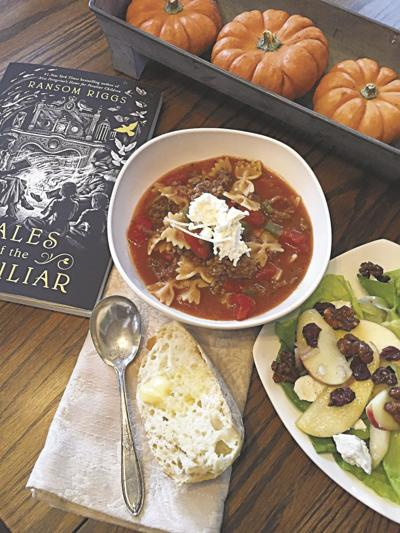 Food by the Book: Fall brings comfort food, classic tales
