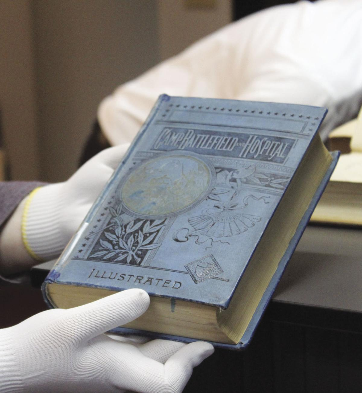 Hidden history at RSU Library: A look inside the archive