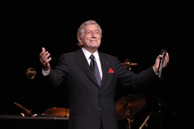 The iconic Tony Bennett takes the stage in Tulsa May 24