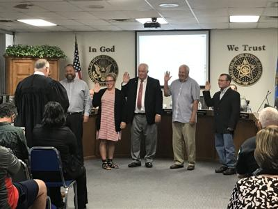 Take a seat: Mayor, councilors sworn in for new terms