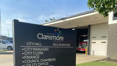 Claremore city