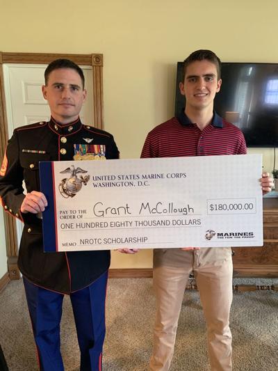 Claremore senior awarded $180K NROTC scholarship