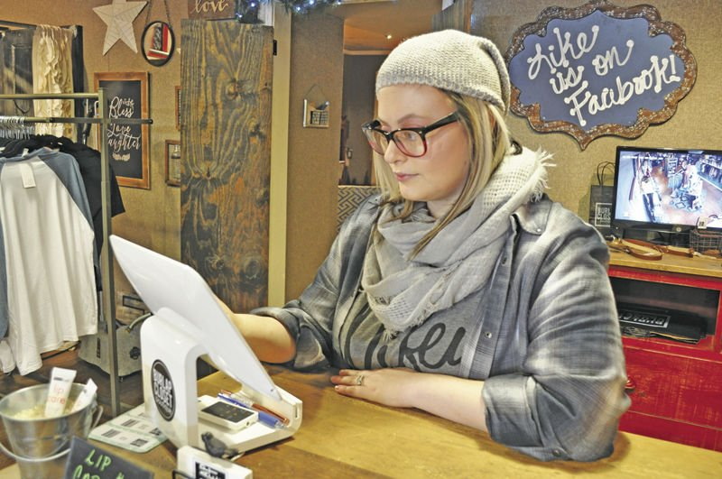 Shopping locally emphasized during Small Business Saturday in Claremore