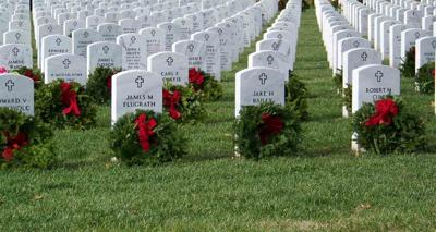 Wreaths Across America asking for final push toward Dec. 2 goal