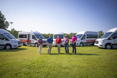 Cherokee Nation receives nearly $300K grant to add five new transit vans
