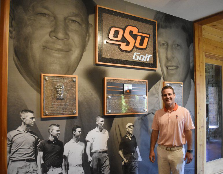 Back with the brand: Robertson ready to build on women's golf tradition at Oklahoma State