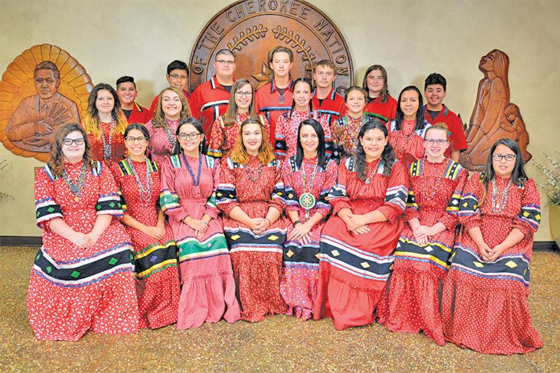 Cherokee Nation Youth Choir wins Best Pop Recording