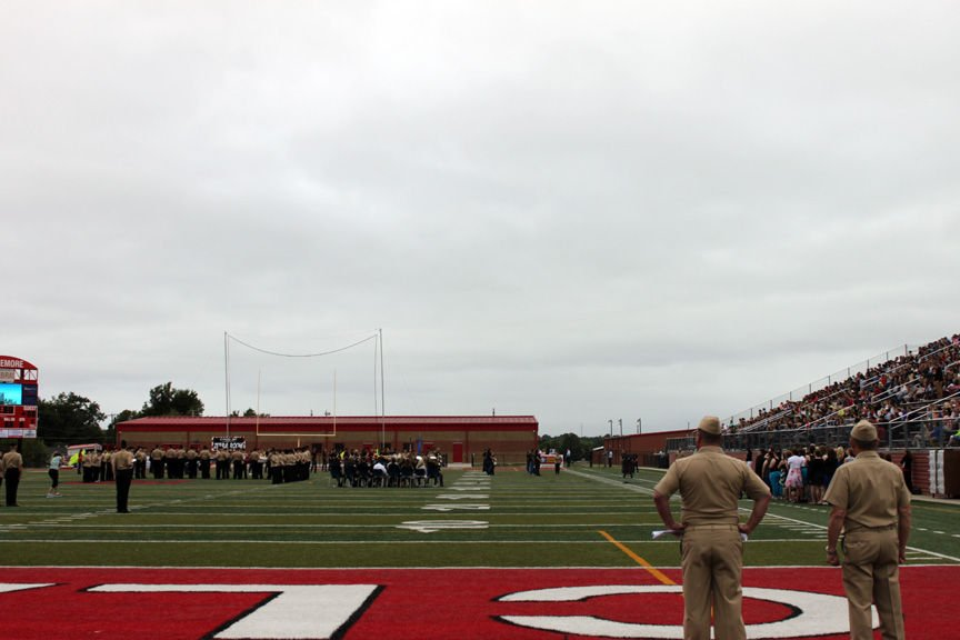 9/11 Remembered at Lantow Field
