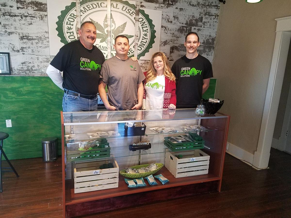 First medical marijuana dispensary opens in Claremore | News