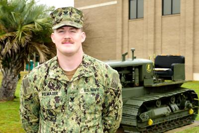Pryor native becomes first active-duty sailor accepted into Navy's civil engineer college program
