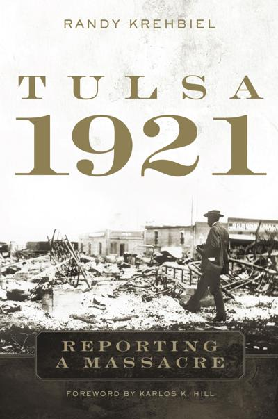 Author of 'Tulsa 1921: Reporting A Massacre' to speak at FOL meeting