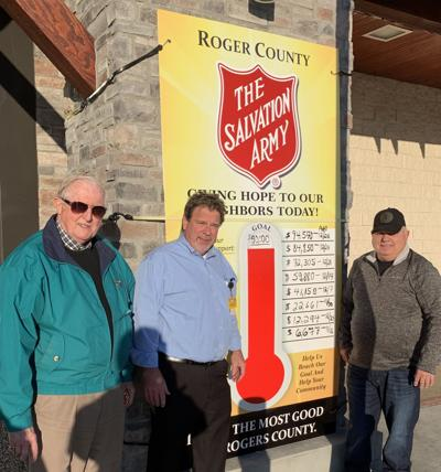 Salvation Army Rogers County Red Kettle Drive exceeds goal