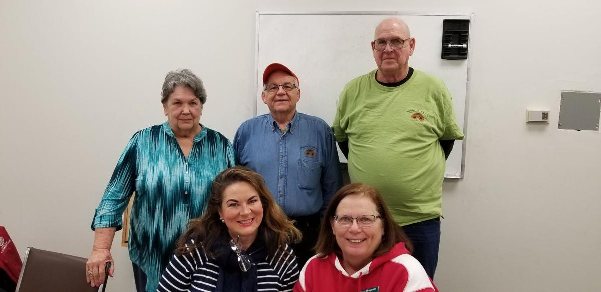Master Gardener officers
