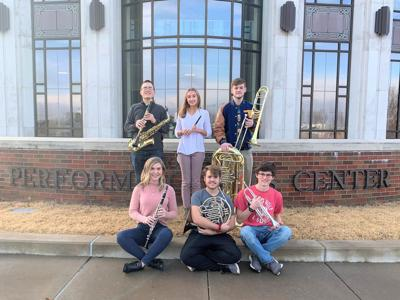 Claremore tops 5A pack in All-State band
