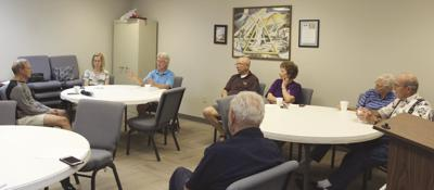 Claremore Parkinson's Support Group proves community makes a difference