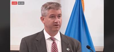 Oklahoma Department of Veterans Affairs (ODVA) Executive Director Joel Kintsel