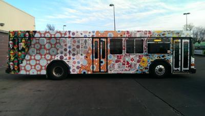 Tulsa Transit Provides Vehicle For Rsu Professor S Work News Claremoreprogress Com