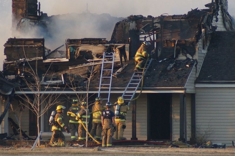 Catoosa home destroyed