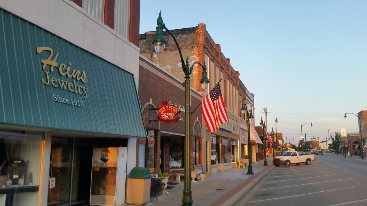 Claremore on 'solid financial ground' says city manager