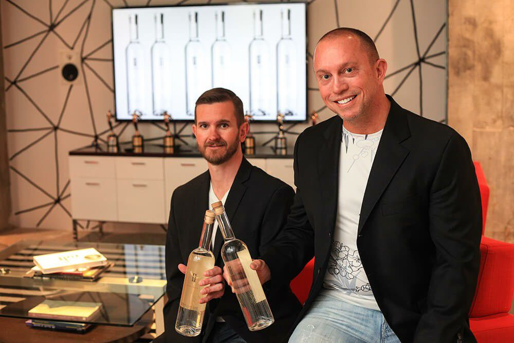 Vodka that stocks Claremore shelves, has hometown connection