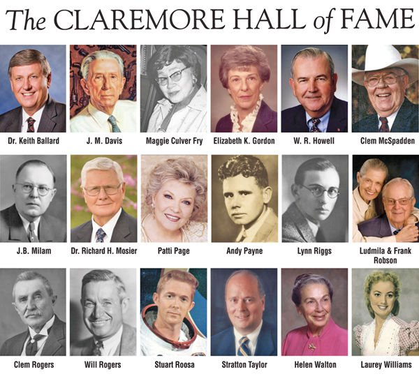 Claremore Hall of Fame nominations now being accepted
