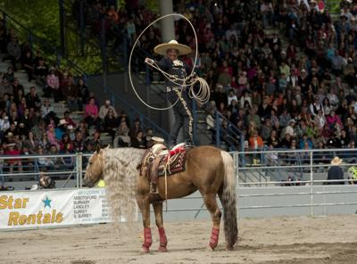 Five time PRCA Rodeo of the year returns