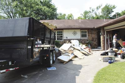 Homes devastated by May flooding