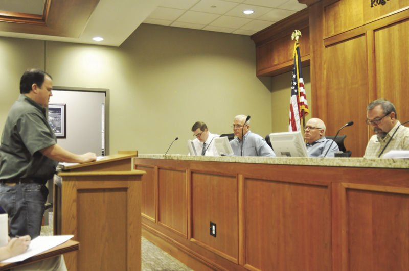 Commissioners updated on fire at the Port