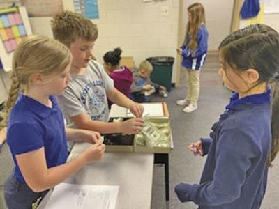 Students raise nearly $2,000 for Nicaragua school