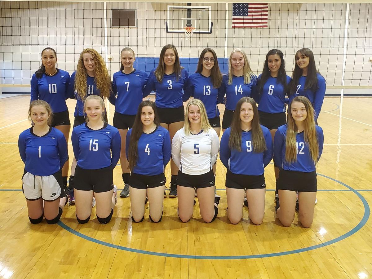 Sequoyah Volleyball