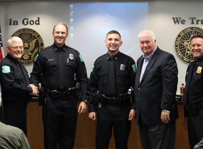 CPD swears in new officers