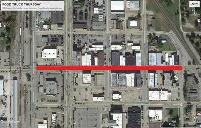 CPD: Road closure today