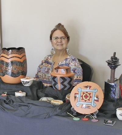 Cherokee Art:  Keeping tradition alive in Claremore