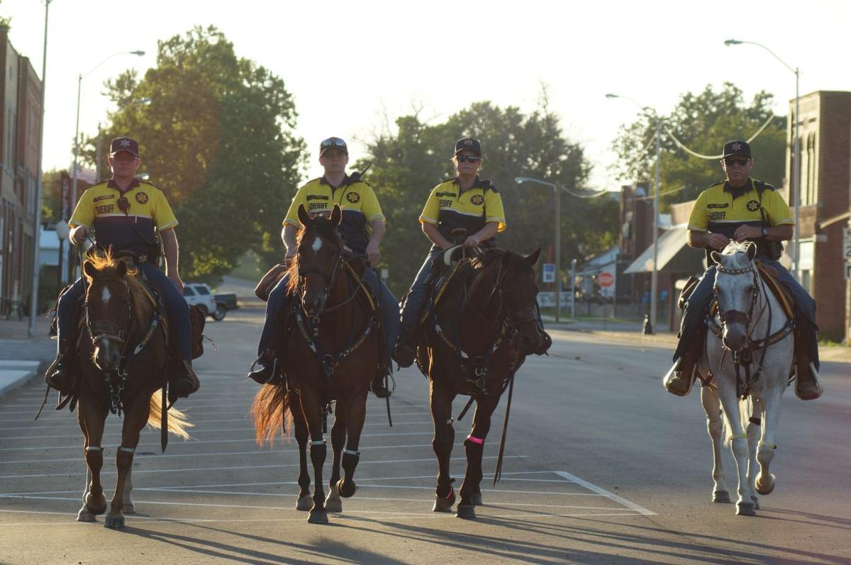 Rogers County Sheriff's Mounted Patrol Unit