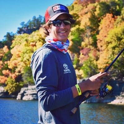 Sequoyah student named to 2019 Bassmaster High School All-State Fishing Team