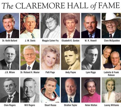 Claremore Hall of Fame accepting nominations