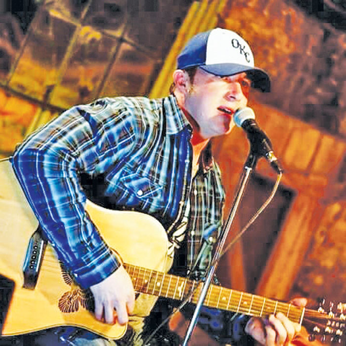 Brent Giddens Band to perform at Downtown Fall Festival Thursday